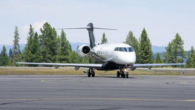 N576FX - Bombardier BD-100-1A10 Challenger 350 - Flexjet