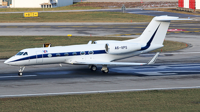 A6-VPS - Gulfstream G450 - Falcon Aviation Services