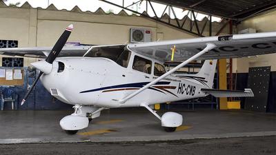 HC-CWB - Cessna 172R Skyhawk - Aeroclub del Ecuador
