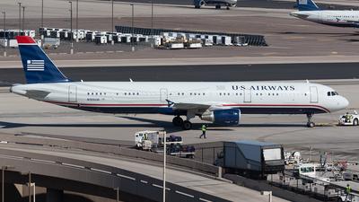 N155UW - Airbus A321-211 - US Airways