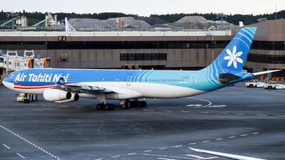 F-OJGF - Airbus A340-313X - Air Tahiti Nui