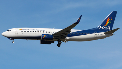 CP-2925 - Boeing 737-8Q8 - Boliviana de Aviación (BoA)