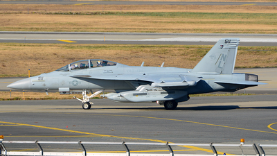 168387 - Boeing EA-18G Growler  - United States - US Navy (USN)
