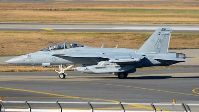 168387 - Boeing EA-18G Growler  - United States - US Navy (USN)
