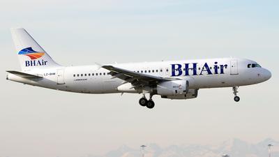LZ-BHM - Airbus A320-232 - BH Air