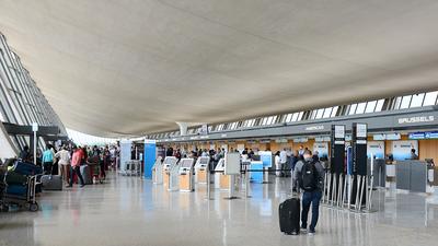 KIAD - Airport - Terminal