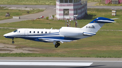 D-BUZZ - Cessna 750 Citation X - Air X Charter
