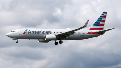 A picture of N855NN - Boeing 737823 - American Airlines - © Cristian Quijano