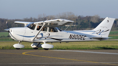 N800EC - Cessna 172S Skyhawk SP - Private