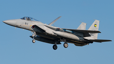 92-8911 - McDonnell Douglas F-15J Eagle - Japan - Air Self Defence Force (JASDF)