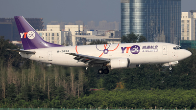 B-2898 - Boeing 737-3Y0(F) - YTO Cargo Airlines