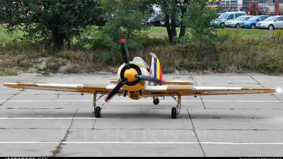 YR-UAU - Yakovlev Yak-52TW - Private