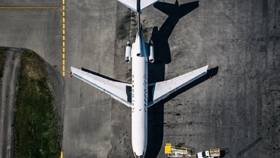 C-FCJV - Boeing 727-223(Adv)(F) - Cargojet Airways