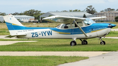 ZS-IYW - Cessna 172M Skyhawk - Central Flying Academy