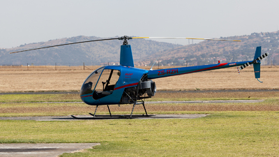 ZS-RZH - Robinson R22 Beta II - Private