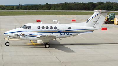 A picture of GFSEU - Beech 200 Super King Air -  - © Stephan Wagner