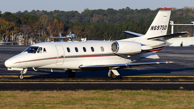 N697SD - Cessna 560XL Citation Excel - Private