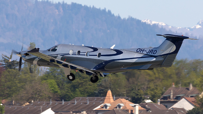 OH-JRD - Pilatus PC-12/47E - Fly 7 Executive Aviation