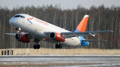 RA-89036 - Sukhoi Superjet 100-95LR - Azimuth Airlines