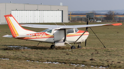 N3429L - Cessna U206F Stationair - Private