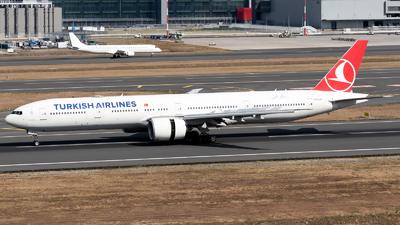 TC-JJF - Boeing 777-3F2ER - Turkish Airlines