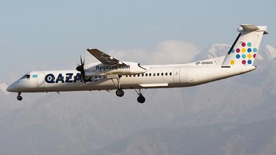 UP-DH005 - De Havilland Canada Dash 8-402 - Qazaq Air