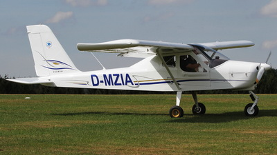 D-MZIA - Tecnam P92 Echo - Private