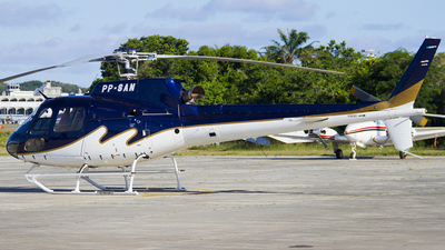 A picture of PPSAN - Airbus Helicopters H125 - [7502] - © Sergio Mendes