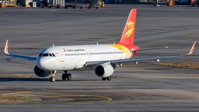A picture of B1810 - Airbus A320214 - Capital Airlines - © Yan Shuai