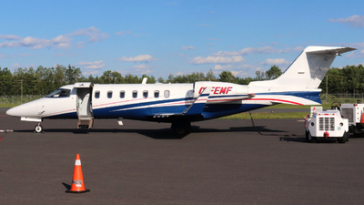 C-FEMF - Bombardier Learjet 45 - Fox Flight