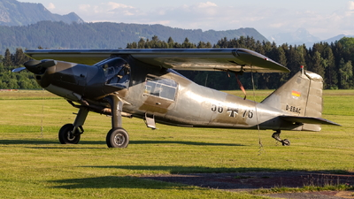 D-EBAC - Dornier Do-27A4 - Private