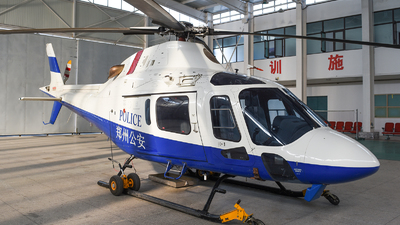 G-410103 - Agusta A119 Koala - China - Police
