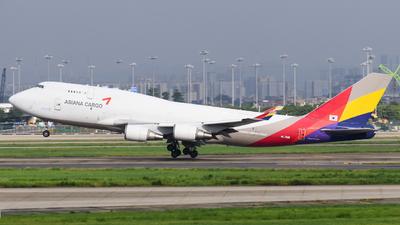 HL7423 - Boeing 747-48E(BDSF) - Asiana Cargo