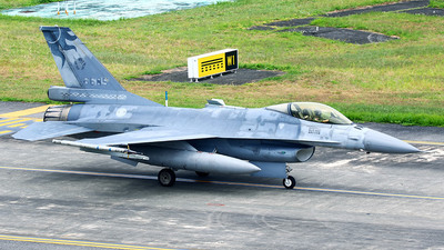 6685 - General Dynamics F-16A Fighting Falcon - Taiwan - Air Force