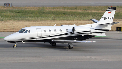 YU-PNK - Cessna 560XL Citation XLS Plus - Air Pink