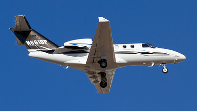 N661BP - Cessna 525 Citationjet CJ1 - Private