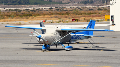 A picture of N7206G - Cessna 150L - [15074622] - © Rocky Wang