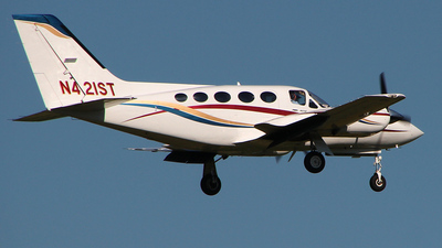 N421ST - Cessna 421C Golden Eagle - Untitled