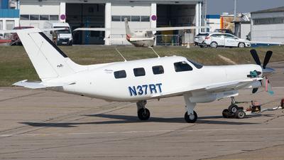 A picture of N37RT - Piper PA46350P Malibu Mirage - [4636082] - © Sebastian Sowa