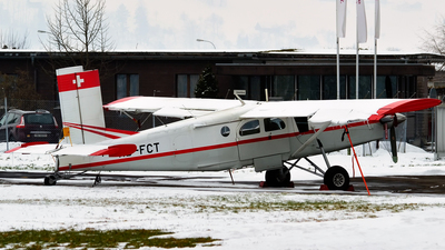 A picture of HBFCT - Pilatus PC6/B2H2 Turbo Porter -  - © Sven Zimmermann