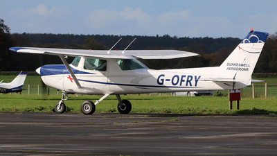 G-OFRY - Cessna 152 - Private