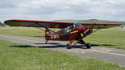 G-BBYB - Piper L-18C Super Cub - Private