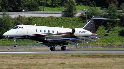 N526FX - Bombardier BD-100-1A10 Challenger 300 - Flexjet