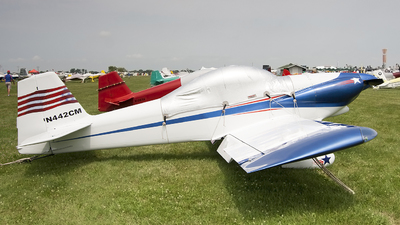 A picture of N442CM - Van's RV4 - [1824] - © Jeremy D. Dando