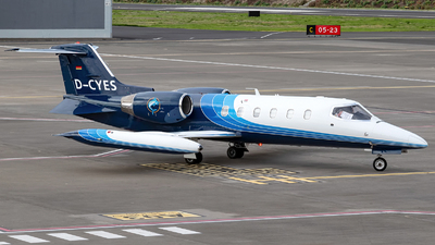 D-CYES - Bombardier Learjet 35A - Air Alliance