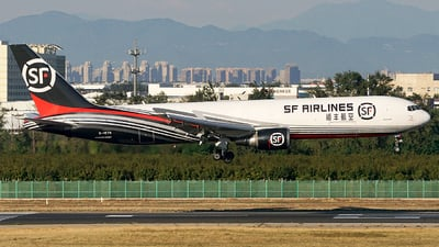 B-1576 - Boeing 767-338(ER)(BCF) - SF Airlines