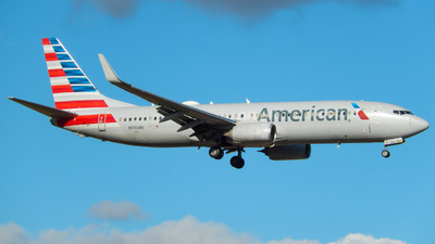 A picture of N996NN - Boeing 737823 - American Airlines - © Paul Brito
