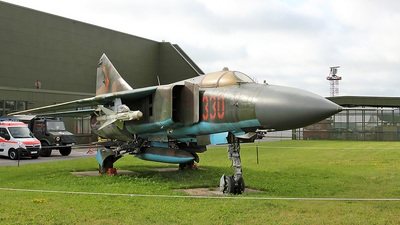 330 - Mikoyan-Gurevich MiG-23ML Flogger G - German Democratic Republic - Air Force