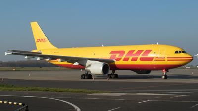 D-AEAF - Airbus A300B4-622R(F) - DHL (European Air Transport)