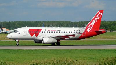 RA-89138 - Sukhoi Superjet 100-95B - Red Wings